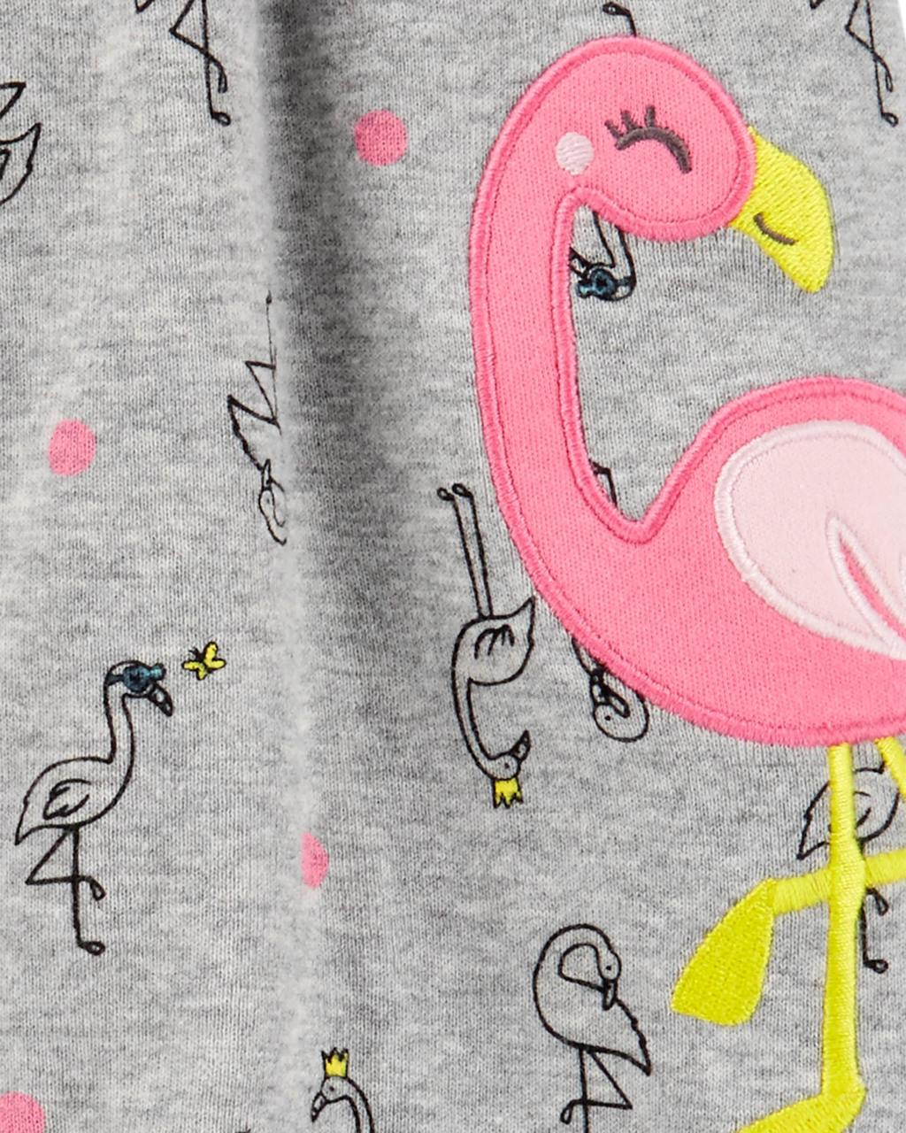 Romper Flamingo Carters