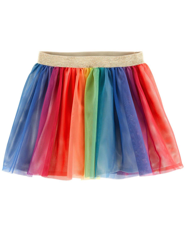 Saia Rainbow Tulle OshKosh
