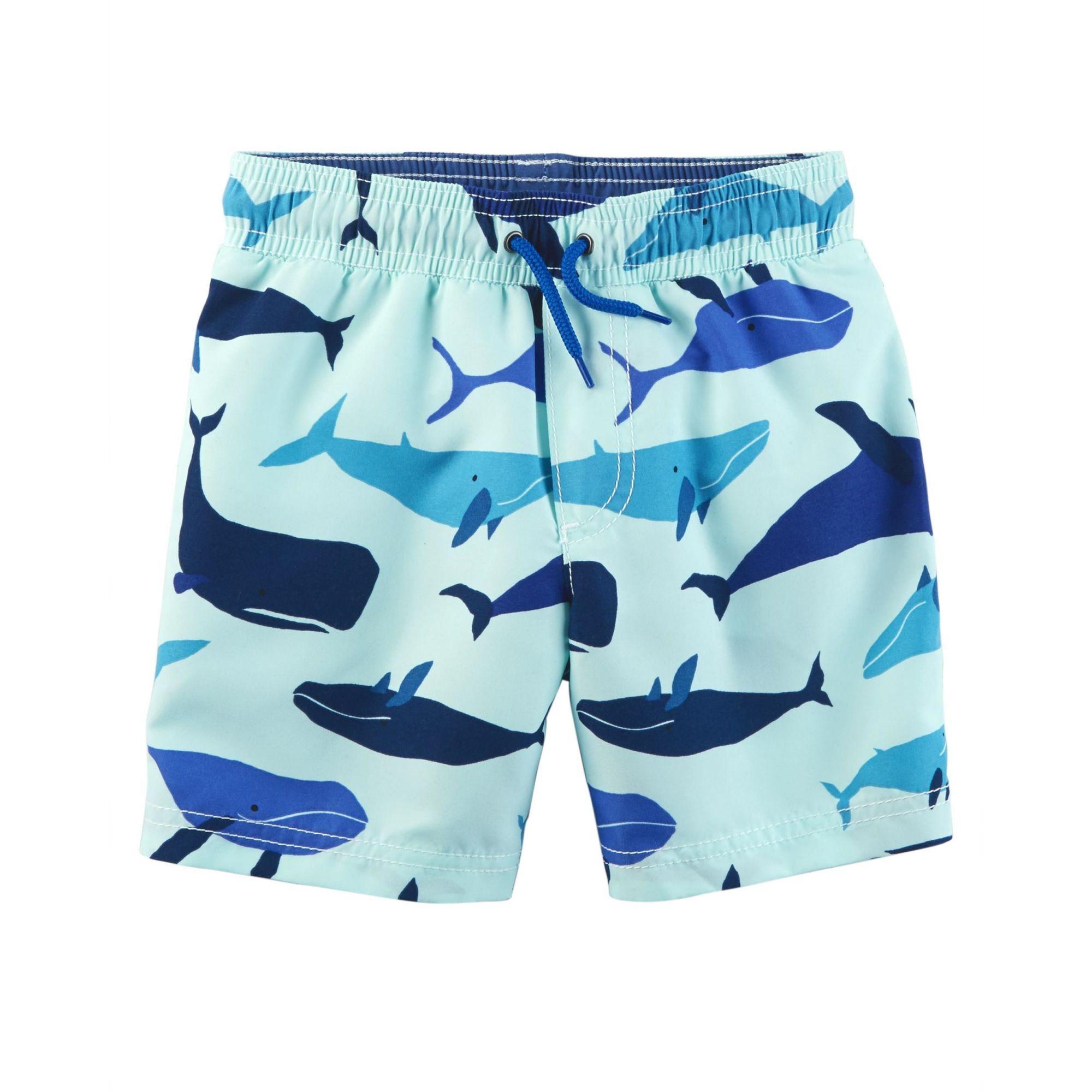 Short Praia Tubarões Carters