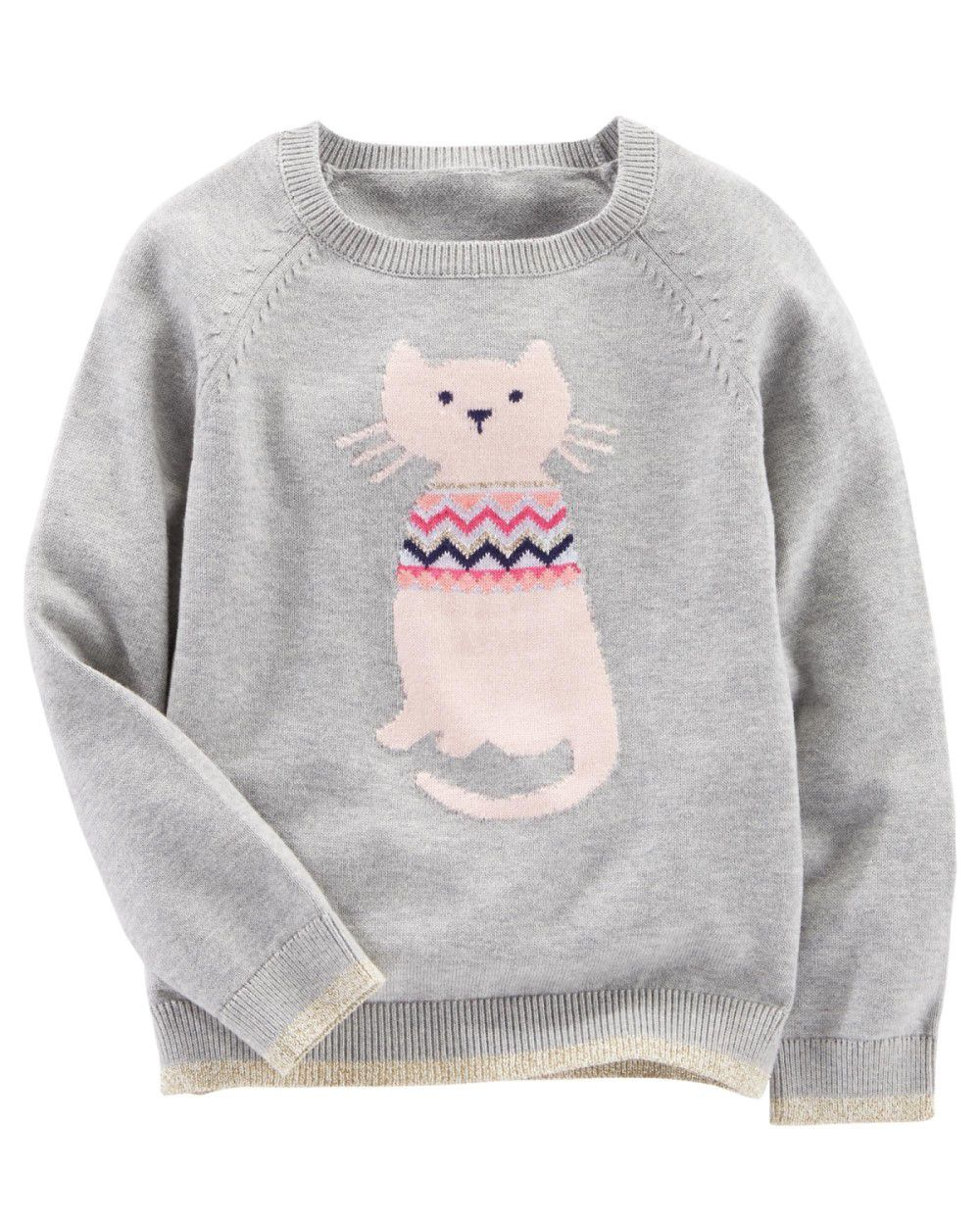 Sweater OshKosh Cat