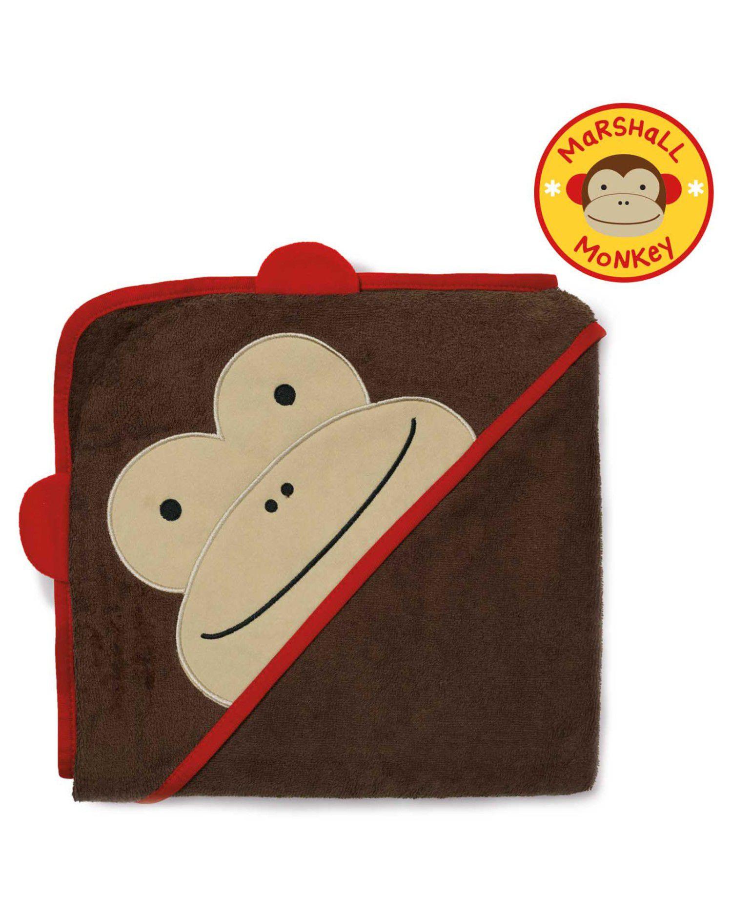 Toalha de Banho Skip HOP Macaco