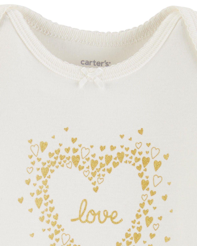 Trio Carter's Love Oncinha