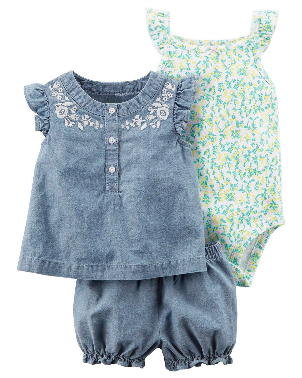 Trio Jeans Carters