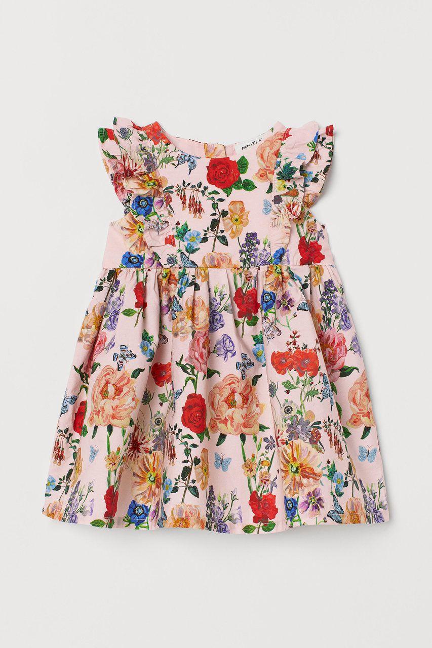 Vestido Floral H&M