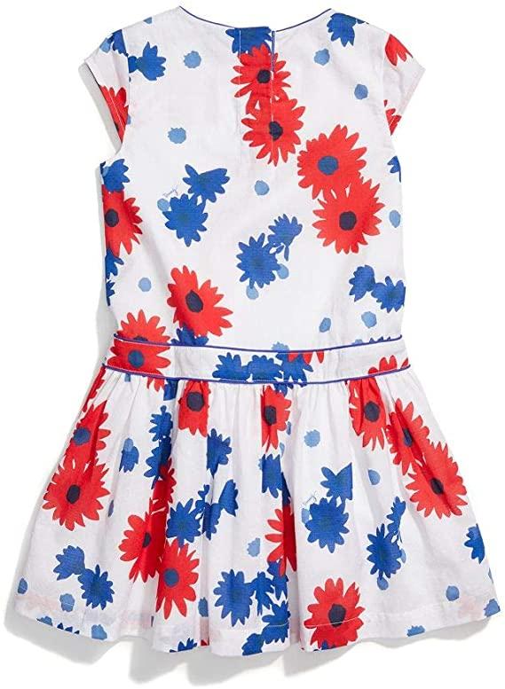 Vestido Floral Tommy Hilfiger