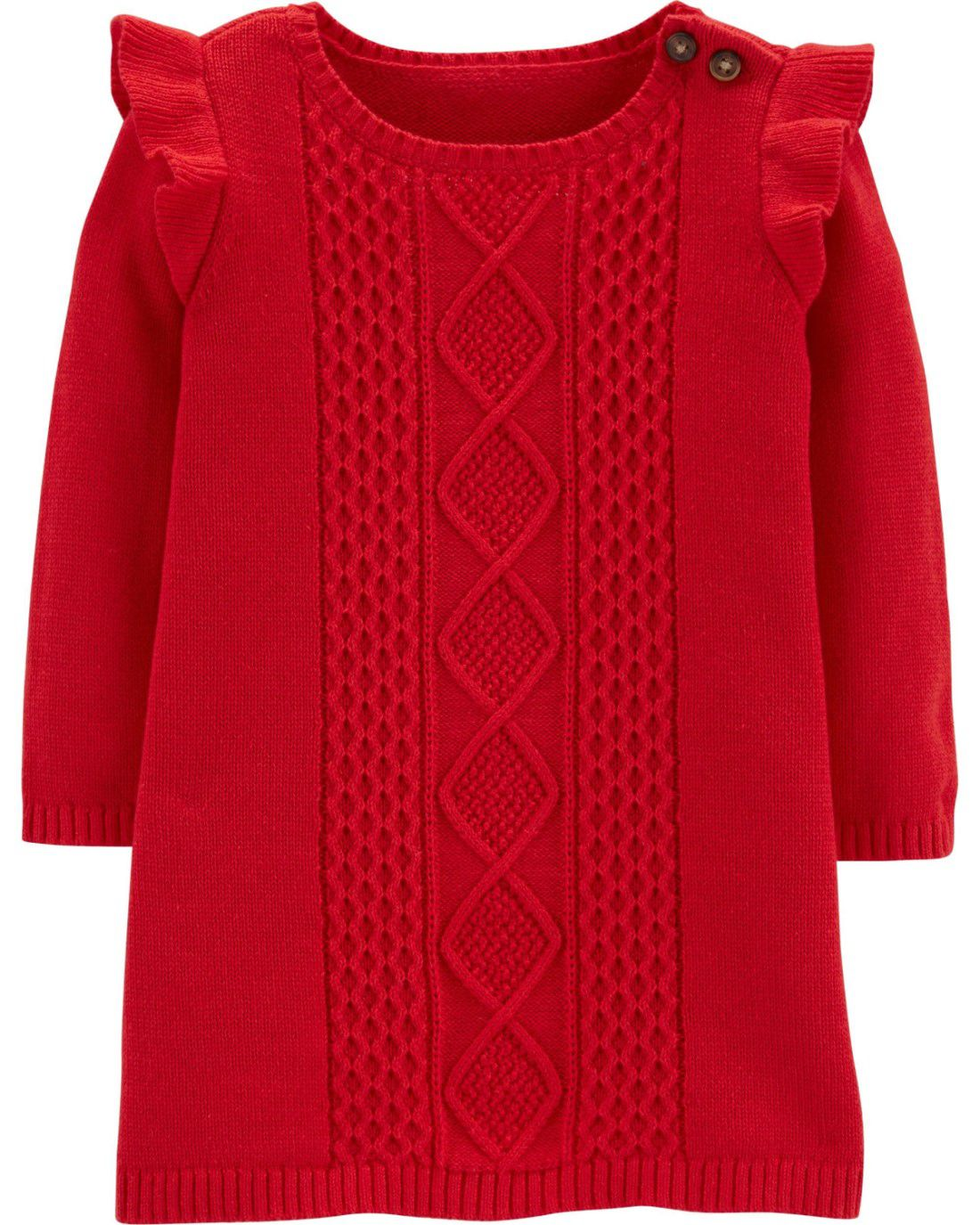 Vestido Carters Vermelho