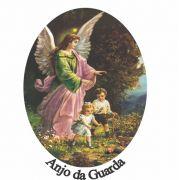 Decalque para Porcelana - Anjo da Guarda