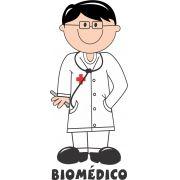 Decalque para Porcelana - Biomédico