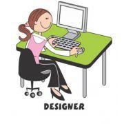 Decalque para Porcelana - Designer(a)