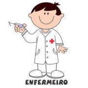 Decalque para Porcelana - Enfermeiro