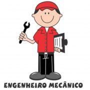 Decalque para Porcelana - Engenheiro Mecânico