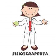 Decalque para Porcelana - Fisioterapeuta(a)