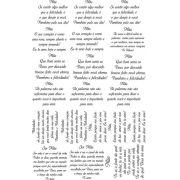 Decalque para Porcelana - Frases Mãe