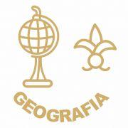 Decalque para Porcelana - Geografia