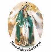 Decalque para Porcelana - Nossa Senhora das Graças