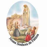 Decalque para Porcelana - Nossa Senhora de Fátima