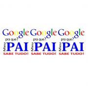 Decalque para Porcelana -Pai Google