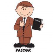 Decalque para Porcelana - Pastor
