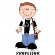 Decalque para Porcelana - Professor