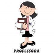 Decalque para Porcelana - Professora
