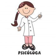 Decalque para Porcelana - Psicóloga