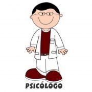 Decalque para Porcelana - Psicólogo