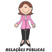 Decalque para Porcelana - Relações Públicas (a)