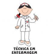 Decalque para Porcelana - Técnica de Enfermagem