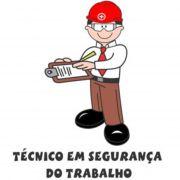 Decalque para Porcelana - Técnico em Segurança do Trablho
