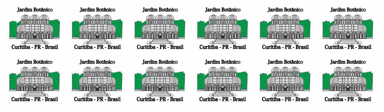 Curitiba Mini - Jardim Botânico