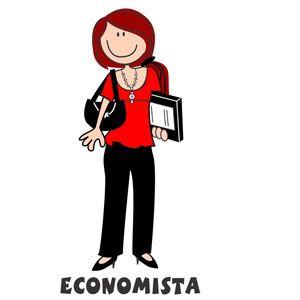 Decalque para Porcelana - Economista(a)