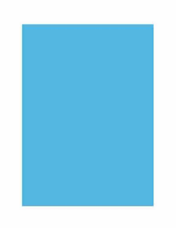 Folha Colorida - Azul Claro 11220 - Vidro