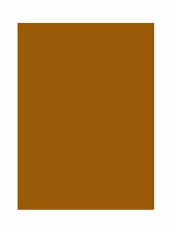 Folha Colorida - Marrom Claro 11608 - Vidro
