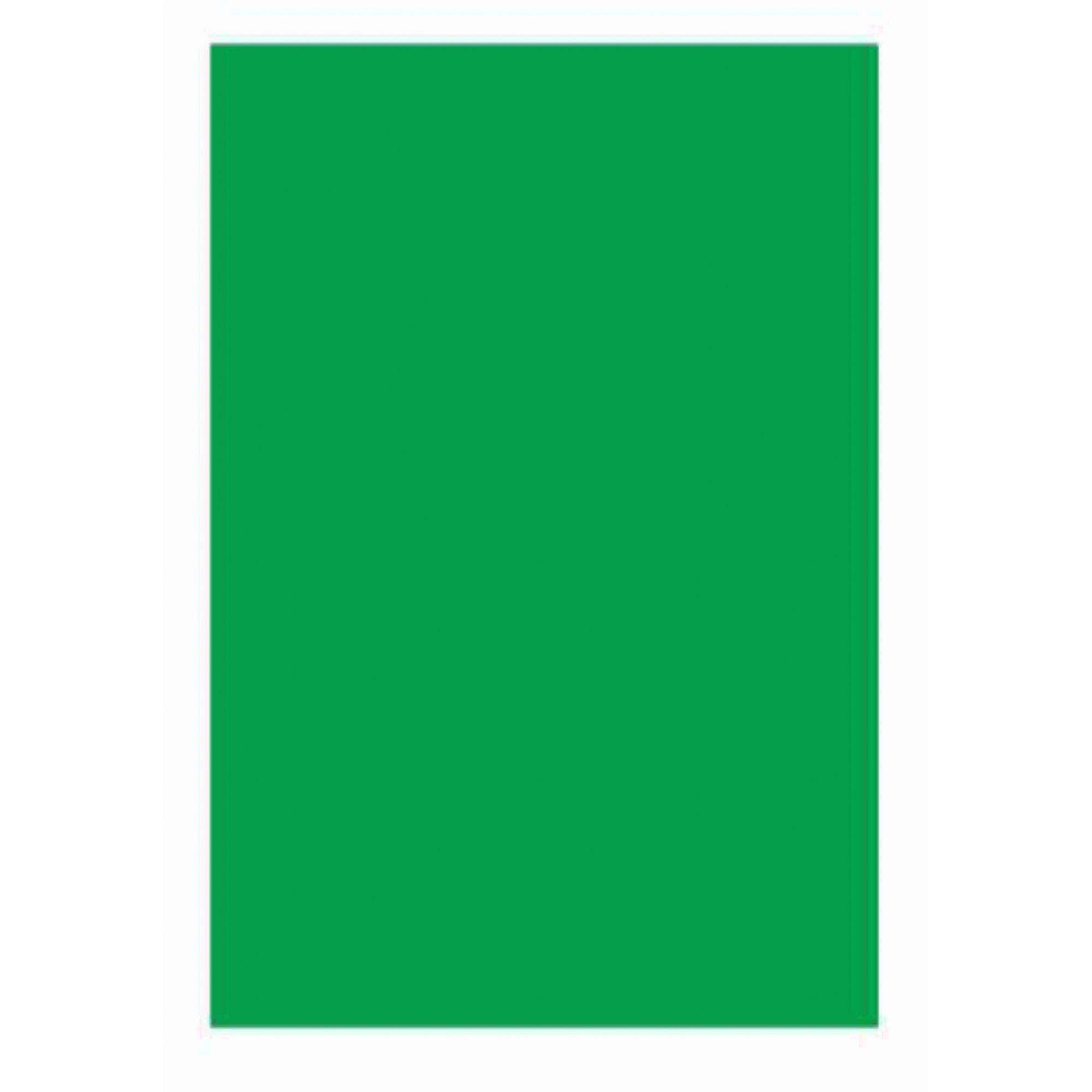 Folha Colorida Verde EV14101 - Vidro
