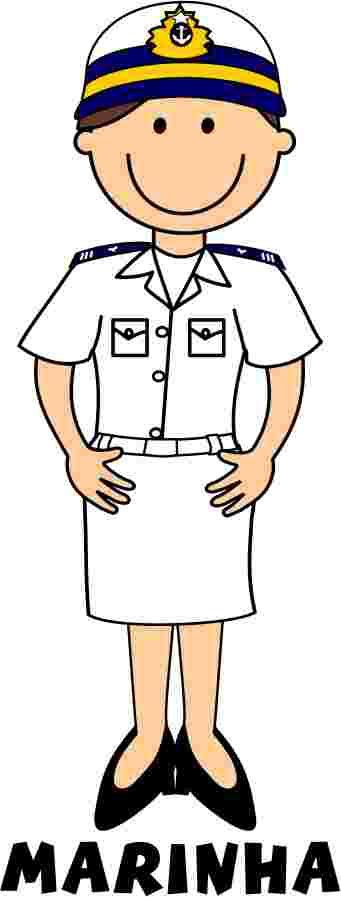 Decalque para Porcelana - Marinha(a)