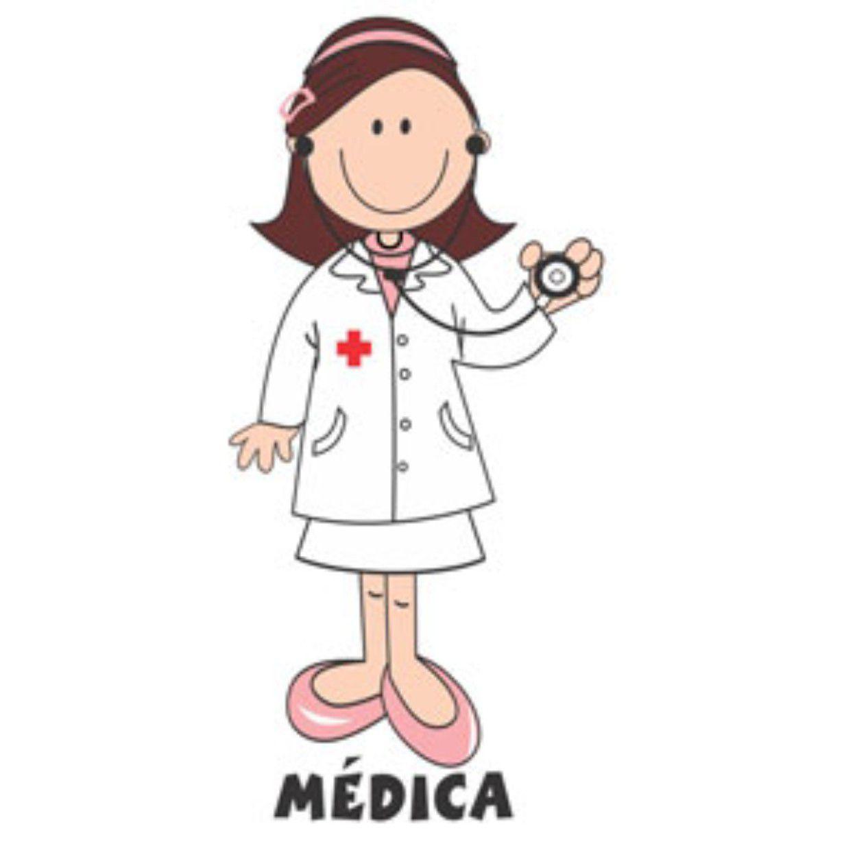 Decalque para Porcelana - Médica