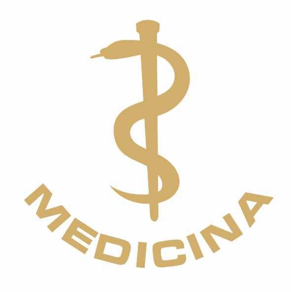 Decalque para Porcelana - Medicina