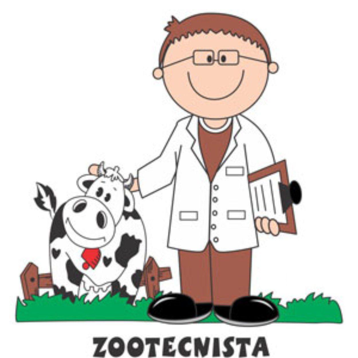 Decalque para Porcelana - Zootecnista (o)