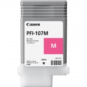 CANON CARTUCHO PLOTTER  PFI-107M MAGENTA IPF670/770/780