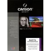 CANSON BARYTA PHOTOGRAPHIQUE 310GSM A2 X 25 FOLHAS