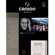 CANSON EDITION ETCHING RAG 310 GSM  A4 -  25 FOLHAS