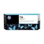 CARTUCHO HP DESIGNJET 728 AMARELO 300ml - T730 / T830