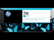 CARTUCHO HP DESIGNJET 728 CIANO 300ml - T730 / T830
