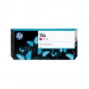 CARTUCHO HP DESIGNJET Z6/Z9 DJ746 - MAGENTA P2V78A - 300ml