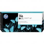 CARTUCHO HP DESIGNJET Z6/Z9 DJ746 - PRETO FOTOGRÁFICO P2V82A - 300ml