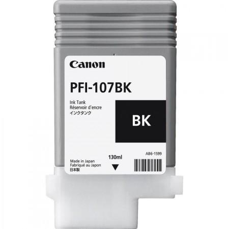 CANON CARTUCHO PLOTTER PFI-107BK BLACK PHOTO IPF670/770/780  - Info Paraná