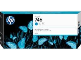 CARTUCHO HP DESIGNJET Z6/Z9 DJ746 - CIANO P2V80A - 300ml  - Info Paraná