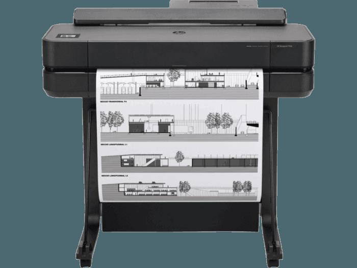 HP DESIGNJET  T650 - 24