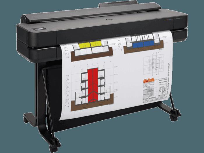 HP DESIGNJET  T650 - 36