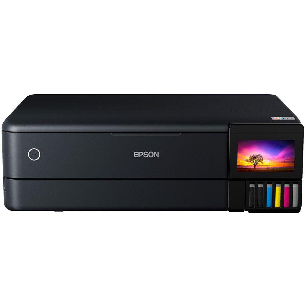Impressora de Fotos Epson EcoTank L8180  - Info Paraná